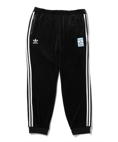 adidas Originals by have a good time VELOUR TRACK PANTS■■■