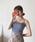 Mayree(メイリー)の「☆CanCam9月号掲載アイテム☆ レーヨンリブキャミソール(キャミソール)」|ブルー