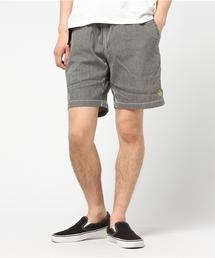ALDIES(アールディーズ)のBack Double Short Pants / バックダブルポケットショートパンツ(デニムパンツ)