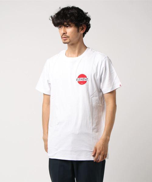 ELEMENT メンズ DOT SS Tシャツ