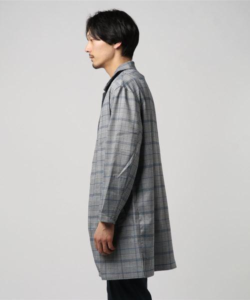 グレンチェスターシャツ