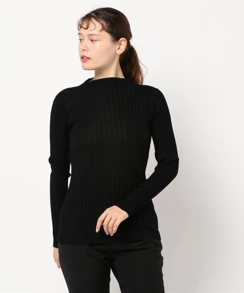 輝く高品質な ZEFFIROリブニットプルオーバー(ニット 1er/セーター)|1er Arrondissement(プルミエアロンディスモン)のファッション通販, ロマン着物みやがわ:a4325695 --- fahrservice-fischer.de