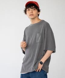 【2セットアイテム】ナシジリアルレイヤードTシャツ