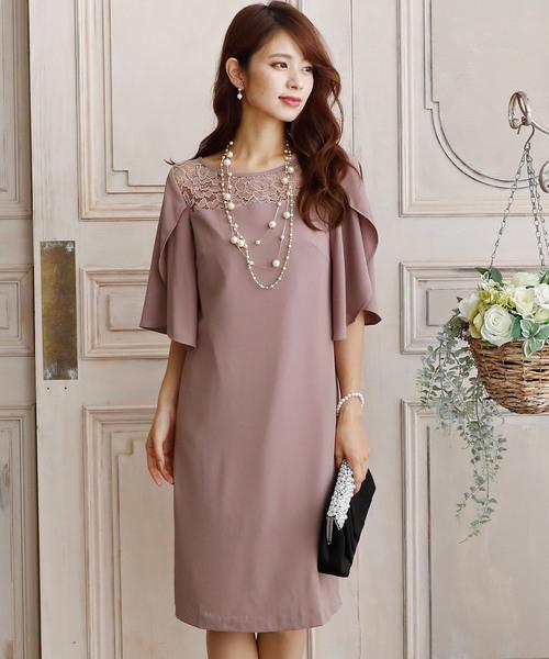 eda7b3fb1167c PourVous|プールヴーのドレス(半端袖)人気ランキング - ZOZOTOWN