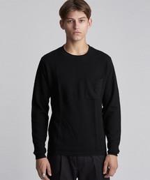 Saturdays NYC(サタデーズ ニューヨークシティ )のKevin Tuckstitch Sweater(ニット/セーター)