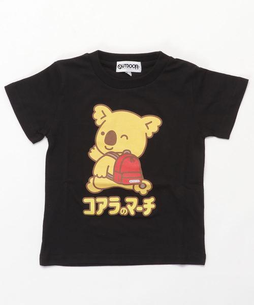コアラノマーチ プリントTシャツKIDS/コラボ/ブランドロゴ