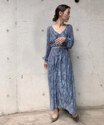 AMERI(アメリ)の2WAY LAYLA LACE DRESS(ドレス)