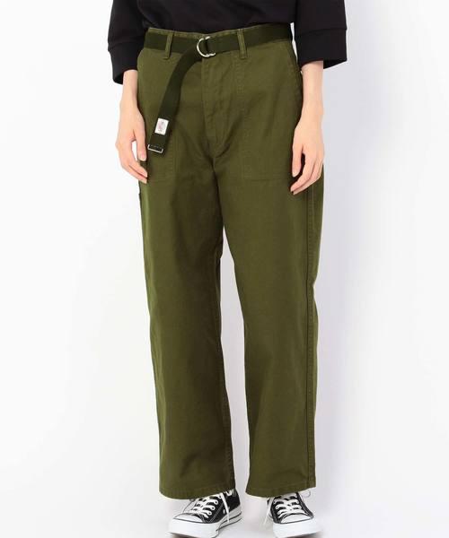 【在庫僅少】 【DANTON】ベルト付きファティーグパンツ WOMEN(パンツ) Danton(ダントン)のファッション通販, 建材アウトレットRico:af23ccb6 --- munich-airport-memories.de