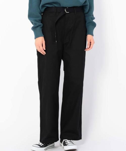 (税込) 【DANTON】ベルト付きファティーグパンツ WOMEN(パンツ)|Danton(ダントン)のファッション通販, メイドインたんたん:e8f1f7a6 --- munich-airport-memories.de