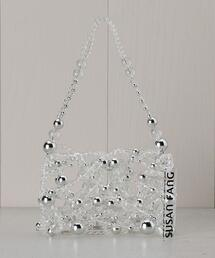 <SUSAN FANG>BUBBLE NET MINI SHOULDER BAG/バッグ.