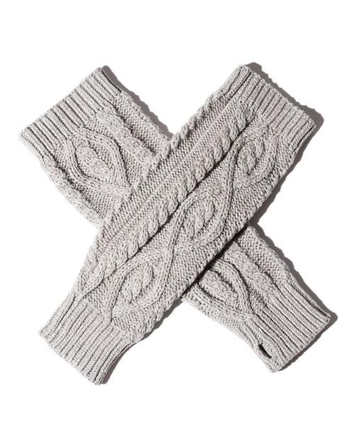 Knit arm warmer / ニットアームウォーマー