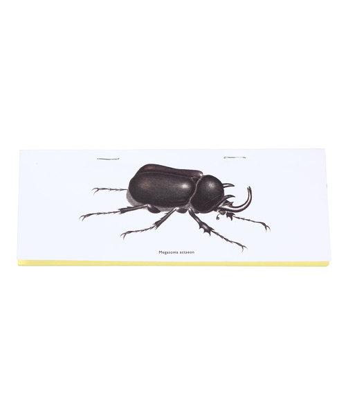 PUEBCO(プエブコ)の「STAPLED NOTE Beetle(手帳/メモ帳)」|その他1