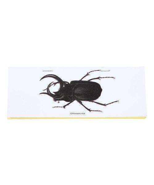 PUEBCO(プエブコ)の「STAPLED NOTE Beetle(手帳/メモ帳)」|その他2