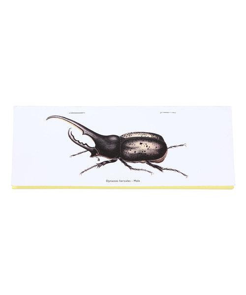 PUEBCO(プエブコ)の「STAPLED NOTE Beetle(手帳/メモ帳)」|その他3