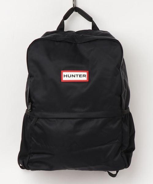 【HUNTER/ハンター】ORIGINAL NYLON BACKPACK UBB6028KBM HUT オリジナル ナイロンバックパック/リュック