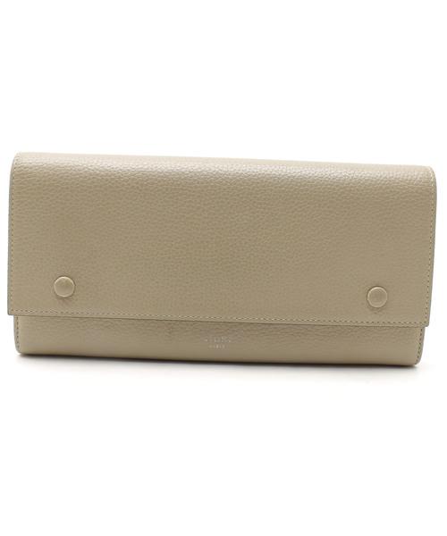 846059504521 セール/ブランド古着】2つ折り財布(財布)|CELINE(セリーヌ)の ...
