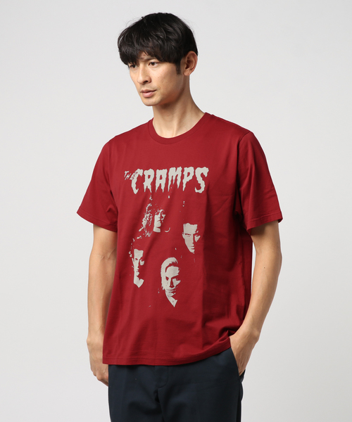 THE CRAMPS/CRAMPS 1978 Tシャツ