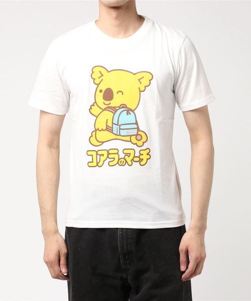 コアラノマーチ プリントTシャツ/コラボ/ブランドロゴ