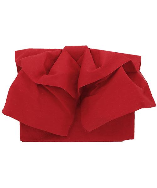 自然な形の作り帯 兵児帯 リボンタイプ 浴衣帯 「無地」
