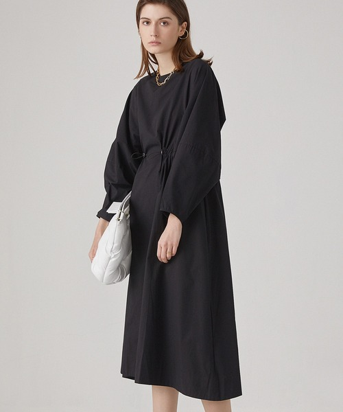 【chuclla】【2021/SS】Flared long one-piece chw1434