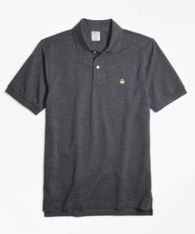 BROOKS BROTHERS(ブルックス ブラザーズ)のGF スーピマコットンピケ パフォーマンス ベーシックポロシャツ Slim Fit(ポロシャツ)