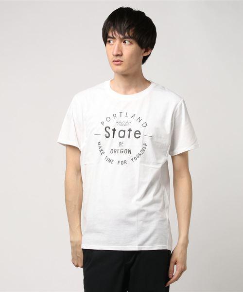 ZERO STAIN COOL プリントTシャツ①