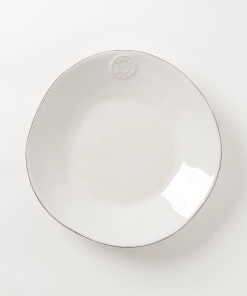 COSTA NOVA(コスタノバ)の「NOVAスープ&パスタプレート25cm(食器)」|ホワイト