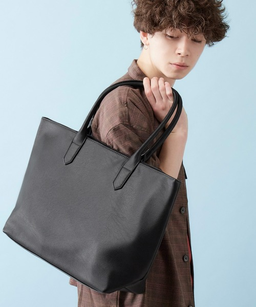 Basic Neoleather Big ToteBag