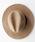 MODE ROBE(モードローブ)の「ベロア黒リボン ウール中折れハット 帽子 ウールハット(ハット)」|詳細画像