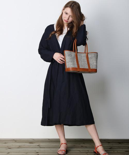 2019年激安 [mieno]ツイード&クロコダイルレザーハンドバッグ(ハンドバッグ)|mieno(ミーノ)のファッション通販, 北津軽郡:7d0c2f70 --- pyme.pe