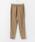 URBAN RESEARCH DOORS(アーバンリサーチドアーズ)の「リヨセルリネンテーパードイージーパンツ(パンツ)」|詳細画像