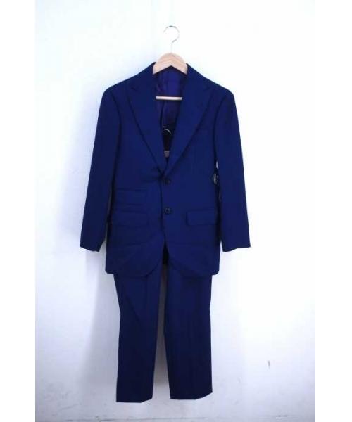 『4年保証』 【セール/ブランド古着】2Bシングルテーラードジャケット 1タックスラックスパンツ(セットアップ) セール,SALE,BRILLA BRILLA il per il gusto(ブリッラペルイルグースト)のファッション通販 - per USED, Boomin Blue:21031b79 --- dpu.kalbarprov.go.id