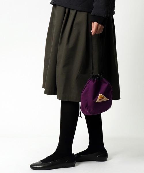 【 KELTY / ケルティ 】 # KINCHAKU SHOULDER 巾着ショルダーバック2592275