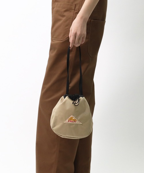 【 KELTY / ケルティ 】 # KINCHAKU SHOULDER 巾着ショルダーバック2592354