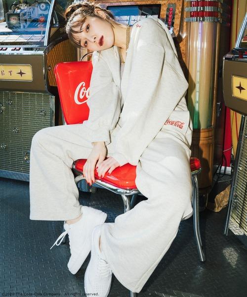 【コカ・コーラ】裏毛セットアップ