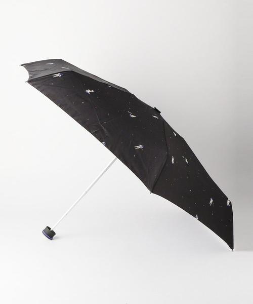 <HUS.>スマートアンブレラ52/折り畳み傘 ◆