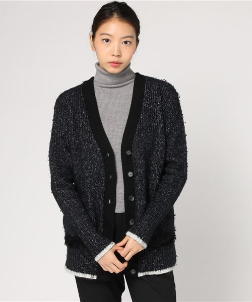 驚きの安さ MAISON ウィメンズ,MAISON VERONIQUE VERONIQUE/CARDIGAN B
