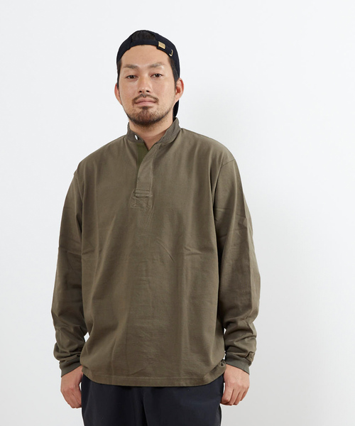 BAMBOO SHOOTS / RUGBY JERSEY