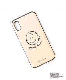 e923332333 Heather(ヘザー)のPEANUTS iPhoneX/XSケース 841506(モバイルケース/カバー