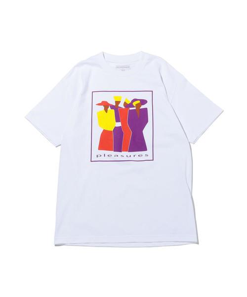 <PLEASURES> LEO TEE/Tシャツ