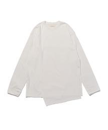 <ANEI> LAYERED CREW LS/ロングスリーブTシャツ