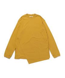 <ANEI> LAYERED CREW LS/ロングスリーブTシャツ(Tシャツ/カットソー)