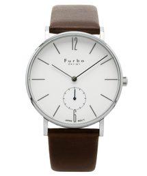Furbo design(フルボデザイン)の【Furbo design】 フルボデザイン F01 クォーツ 腕時計(腕時計)