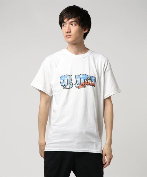 Kinetics × TOY MACHINE / Mt. Red T-Shirt
