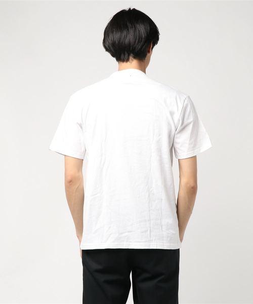 ブランドロゴサガラ刺繍TEE【トレック】