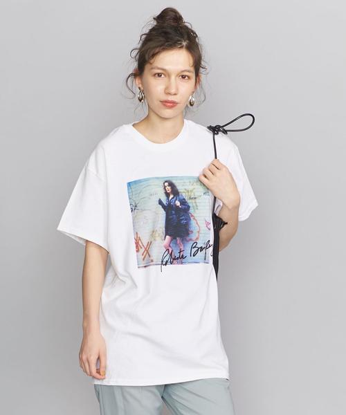 【別注】<ROBERTA BAYLEY>ショートスリーブTシャツ