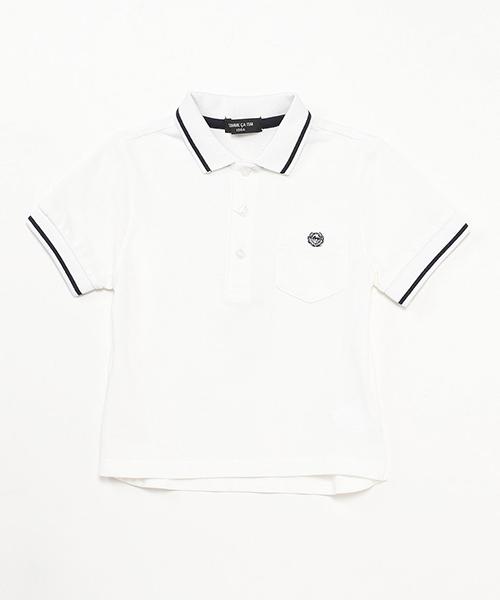 eff3a369151e5 COMME CA ISM(コムサイズム)のポロシャツ (100cm~130cm)(ポロシャツ)