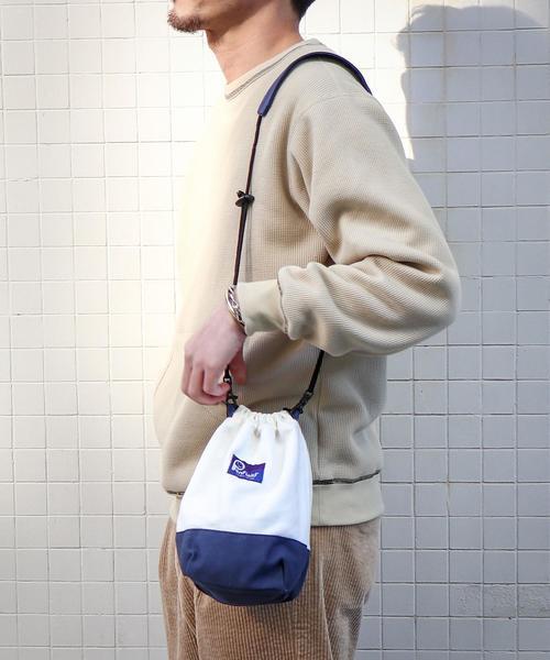【女性にもオススメ】PEN FIELD(ペンフィールド)別注ミニショルダーバッグ