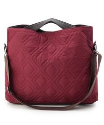 smart pink(スマートピンク)のキルティングデザイン2WAYバッグ(ショルダーバッグ)