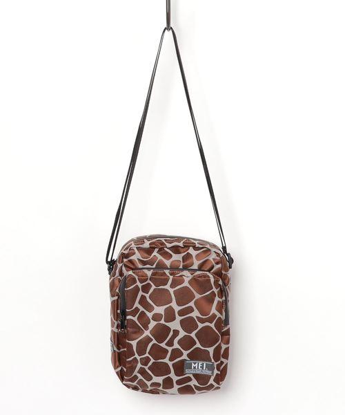 【 MEI / メイ 】Giraffe ONE PCK SHOULDER ショルダーバック ボディバック
